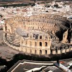 Amphitheatre in El Djem