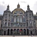 Antwerp Central Railway Station / Antwerpen-Centraal