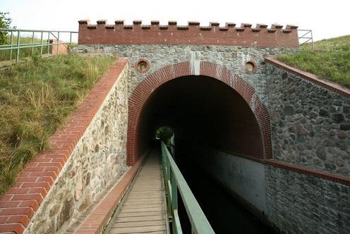 Aqueduct in Fojutowo
