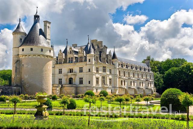 Chenonceau Castle / Chateau de Chenonceau