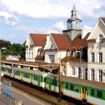 Grodzisk Mazowiecki Railway Station / Dworzec PKP Grodzisk Mazowiecki