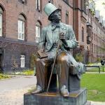 Hans Christian Andersen Fairy-Tale House