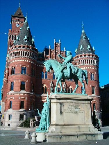 Helsingborg Old Town