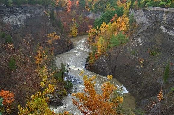 Ithaca's Waterfalls and Gorges