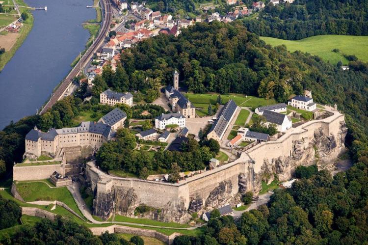 K�nigstein Fortress