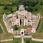 Krzyztopor Castle in Ujazd / Zamek Krzyżtopór w miejscowości Ujazd