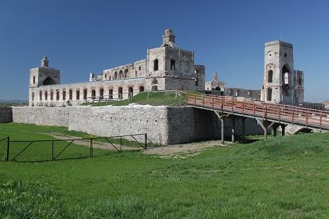 Krzyztopor Castle in Ujazd / Zamek Krzy�top�r w miejscowo�ci Ujazd