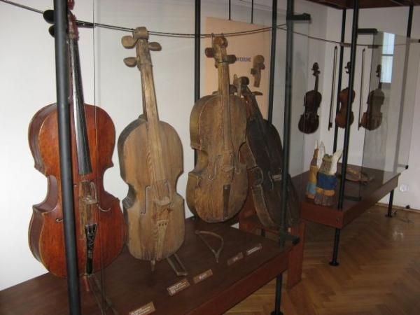 Museum of Rural Musical Instruments / Muzeum Ludowych Instrument�w Muzycznych