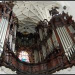 Oliwa Cathedral organ / Organy w katedrze oliwskiej