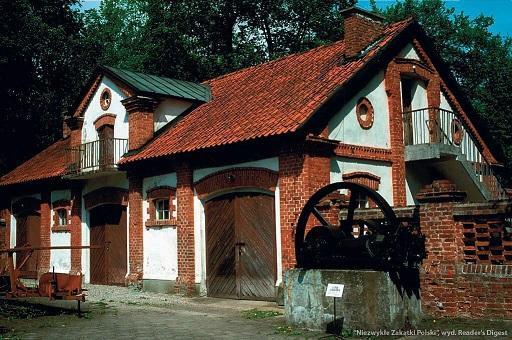 Open Air Museum in Ciechanowiec / Skansen w Ciechanowcu