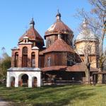 Orthodox churches in Bieszczady / Cerkwie w Bieszczadach