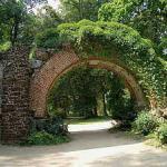 Park in Arcadia / Park w Arkadii