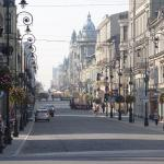 Piotrkowska Street / Ulica Piotrkowska