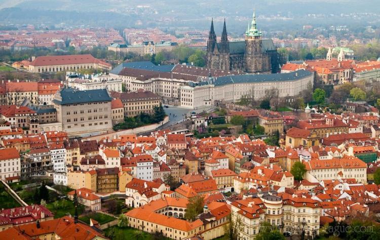 Prague Castle Hradcany / Pra�sk� hrad