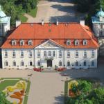 Radziwill Palace and Nieborow garden / Pałac Radziwillow i ogród w Nieborowie