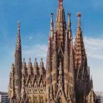 Sagrada Familia / Basílica i Temple Expiatori de la Sagrada Família