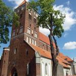 Saint Thomas Basilica (Catholic) in Nowe Miasto Lubawskie / Bazylika św. Tomasza Apostoła w Nowym Mieście Lubawskim