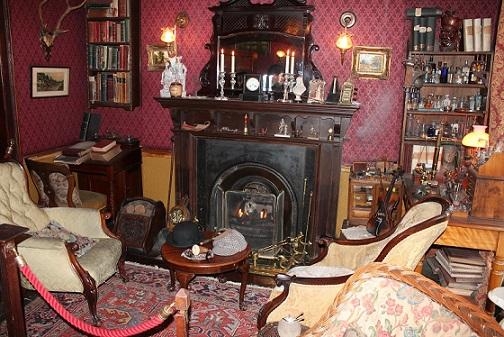 The Sherlock Holmes Museum 221b Baker Street My Fav Spot