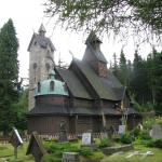 Vang stave church / Świątynia Wang