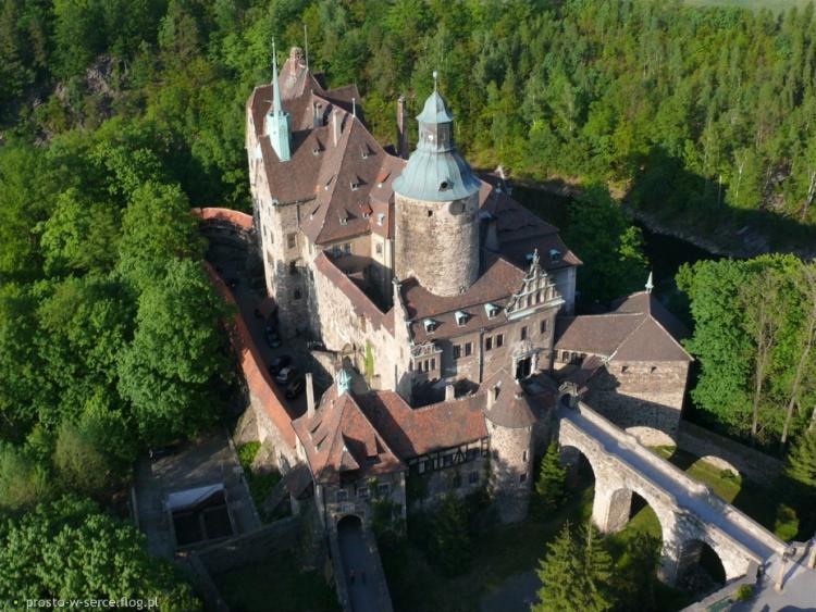 Czocha Castle / Zamek Czocha
